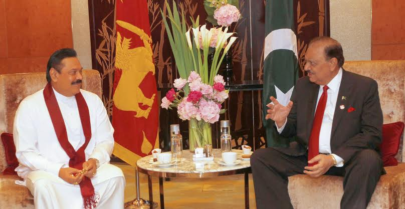 HE and President Hussain   Bilateral Discussion 1