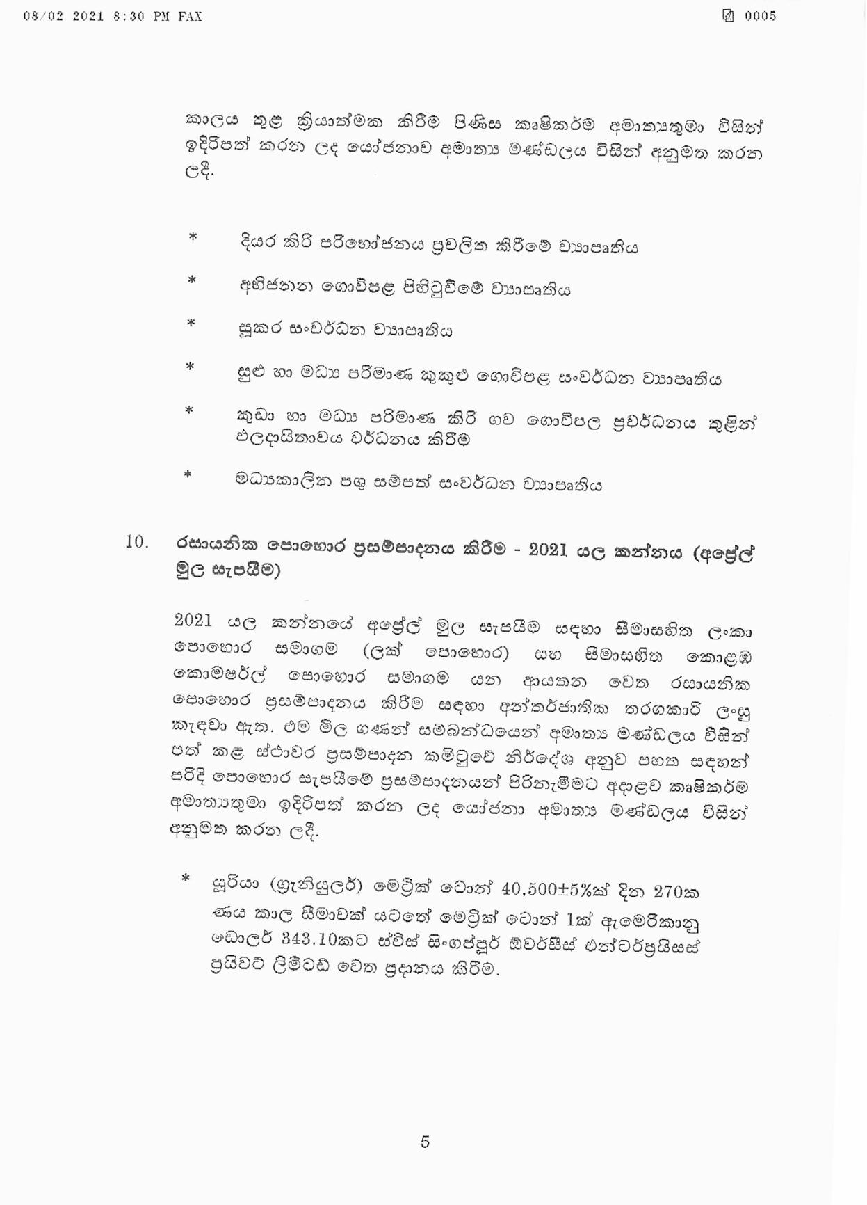 Cabinet Decision on 08.02.2021 page 005