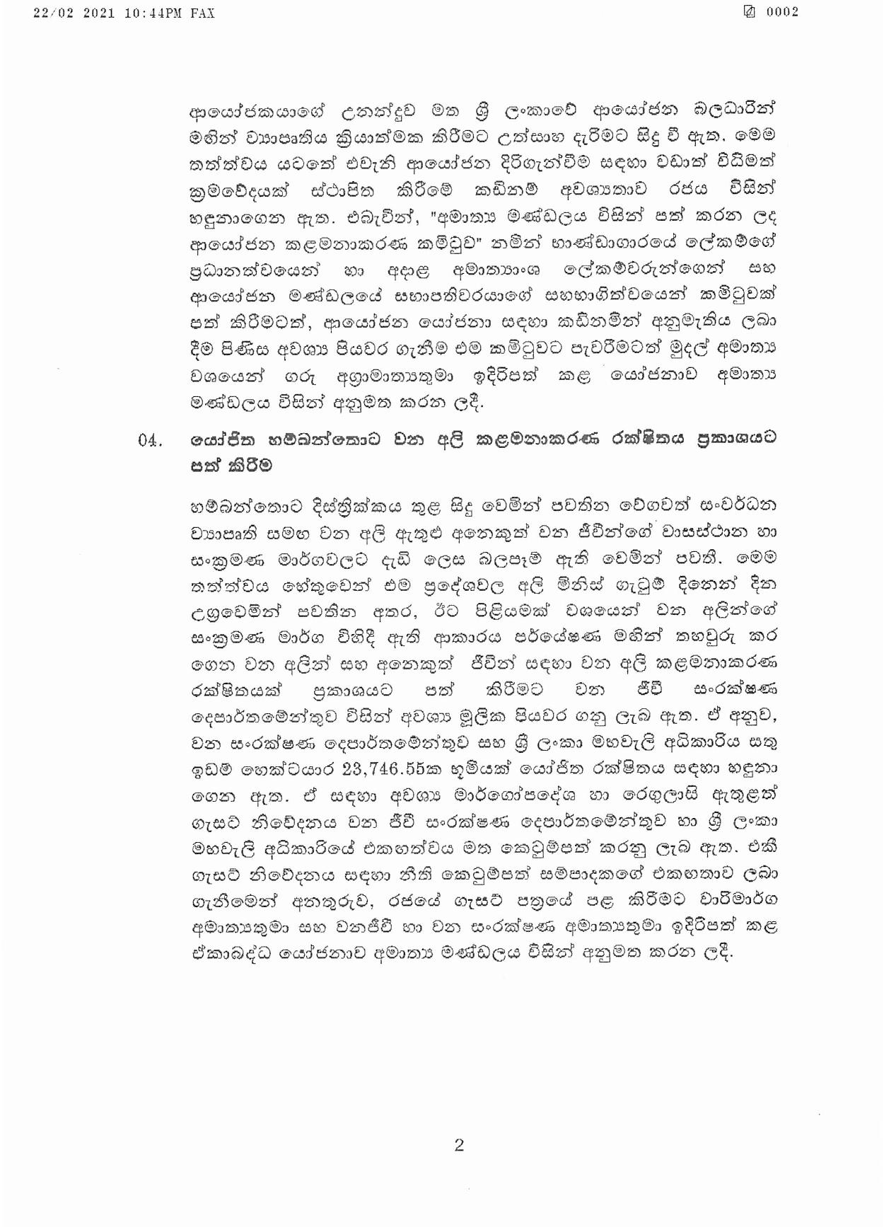 Cabinet Decision on 22.02.2021 page 002
