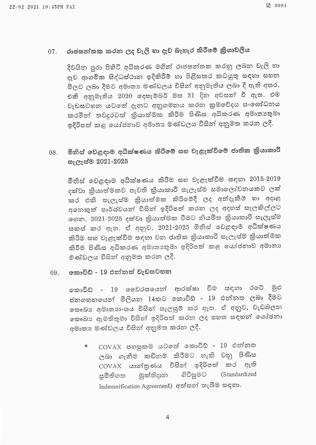Cabinet Decision on 22.02.2021 page 004