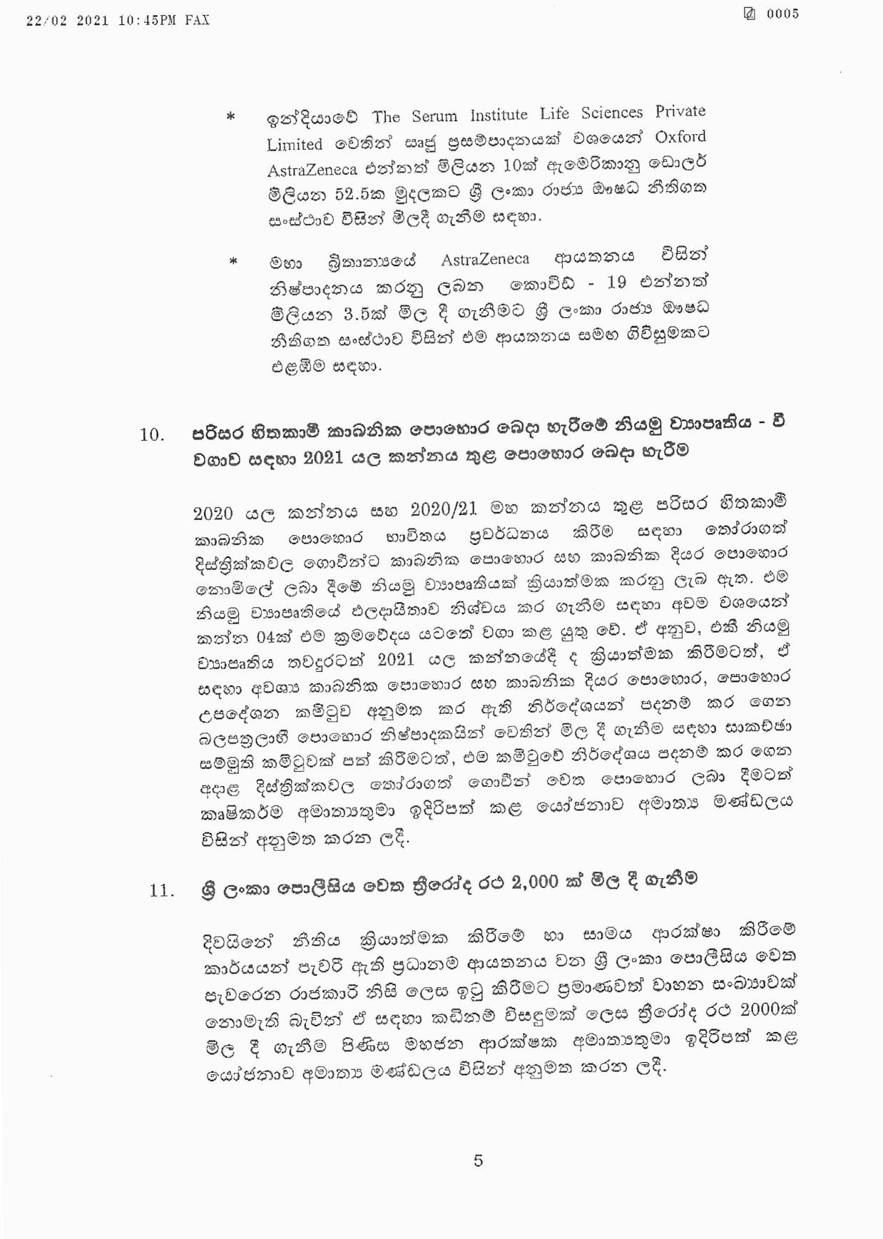 Cabinet Decision on 22.02.2021 page 005