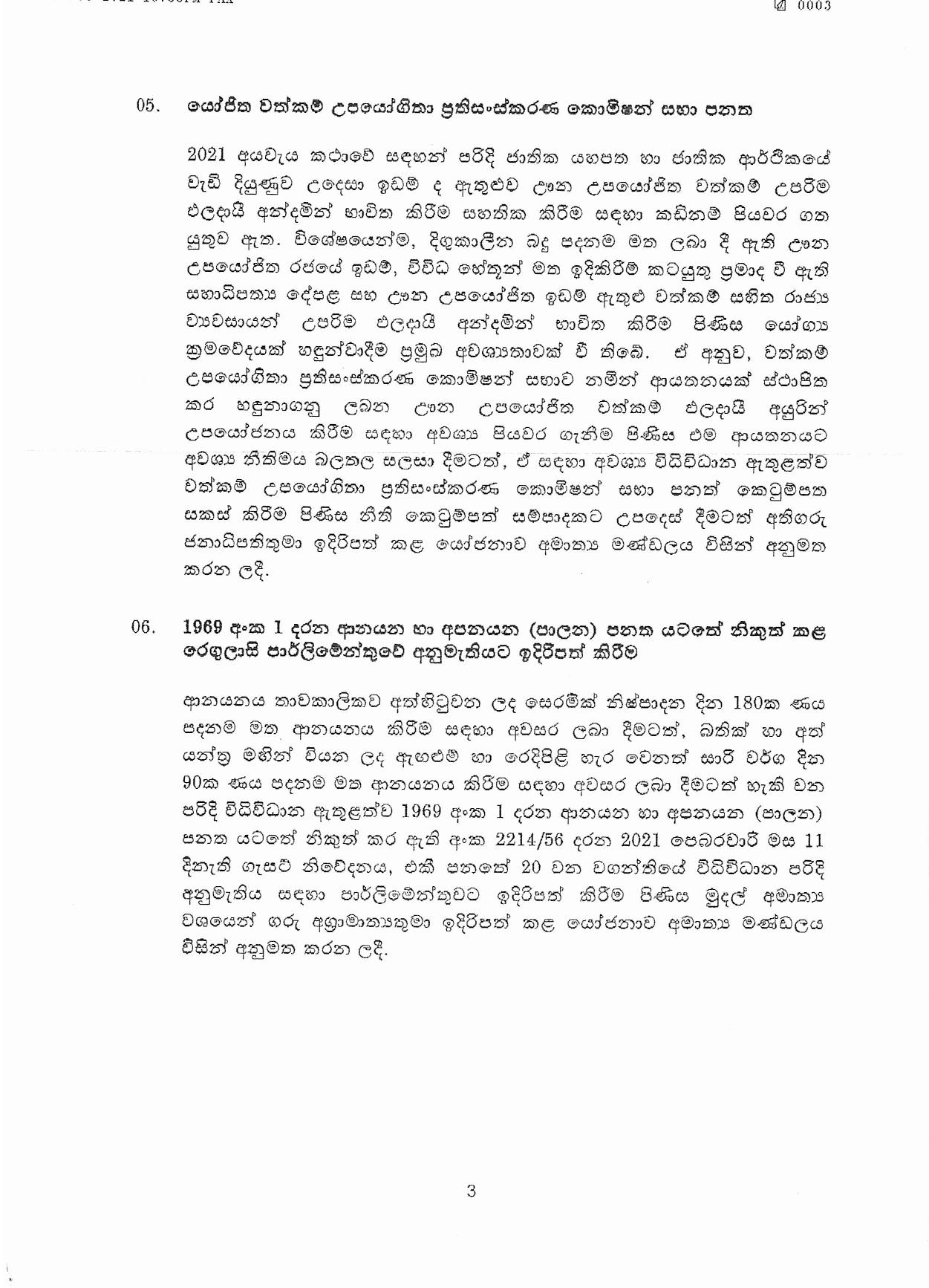 Cabinet Decision on 23.03.2021 page 003