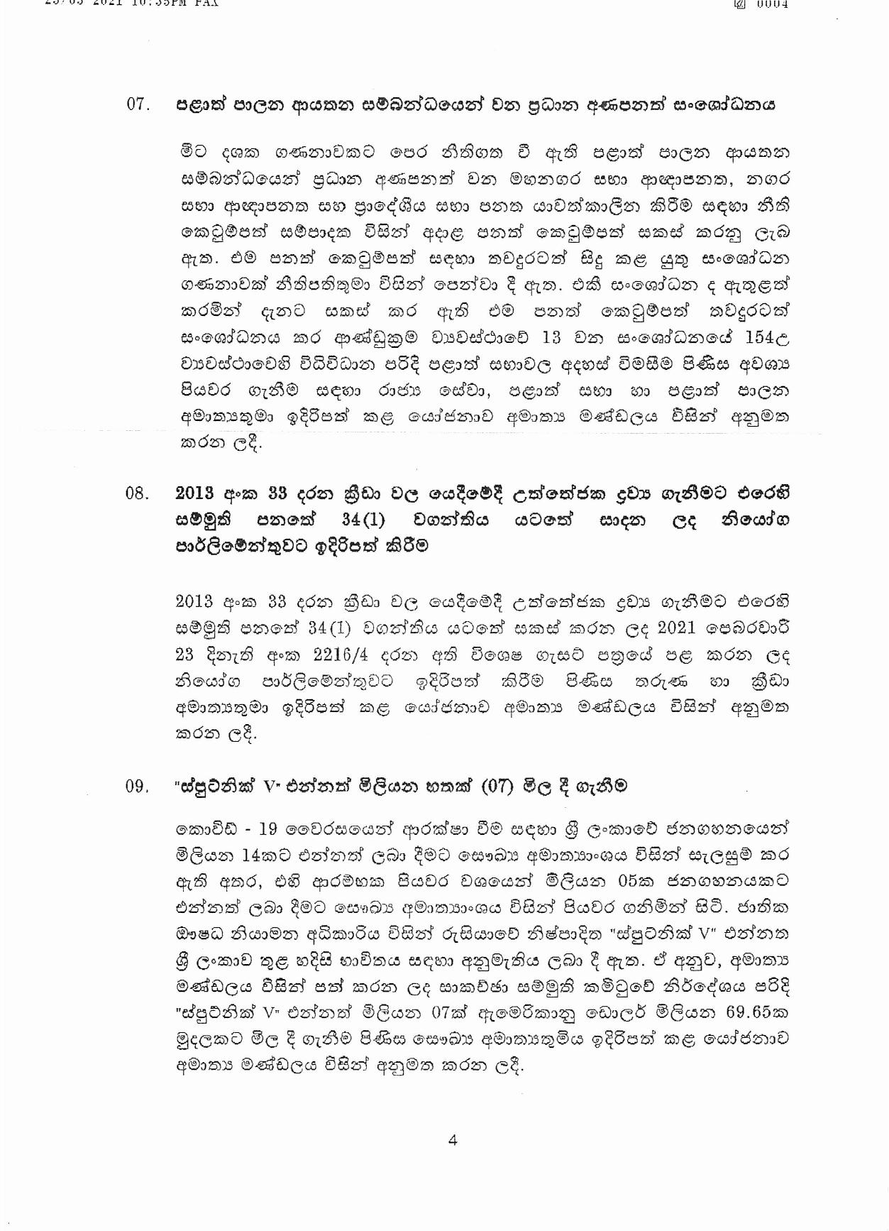 Cabinet Decision on 23.03.2021 page 004
