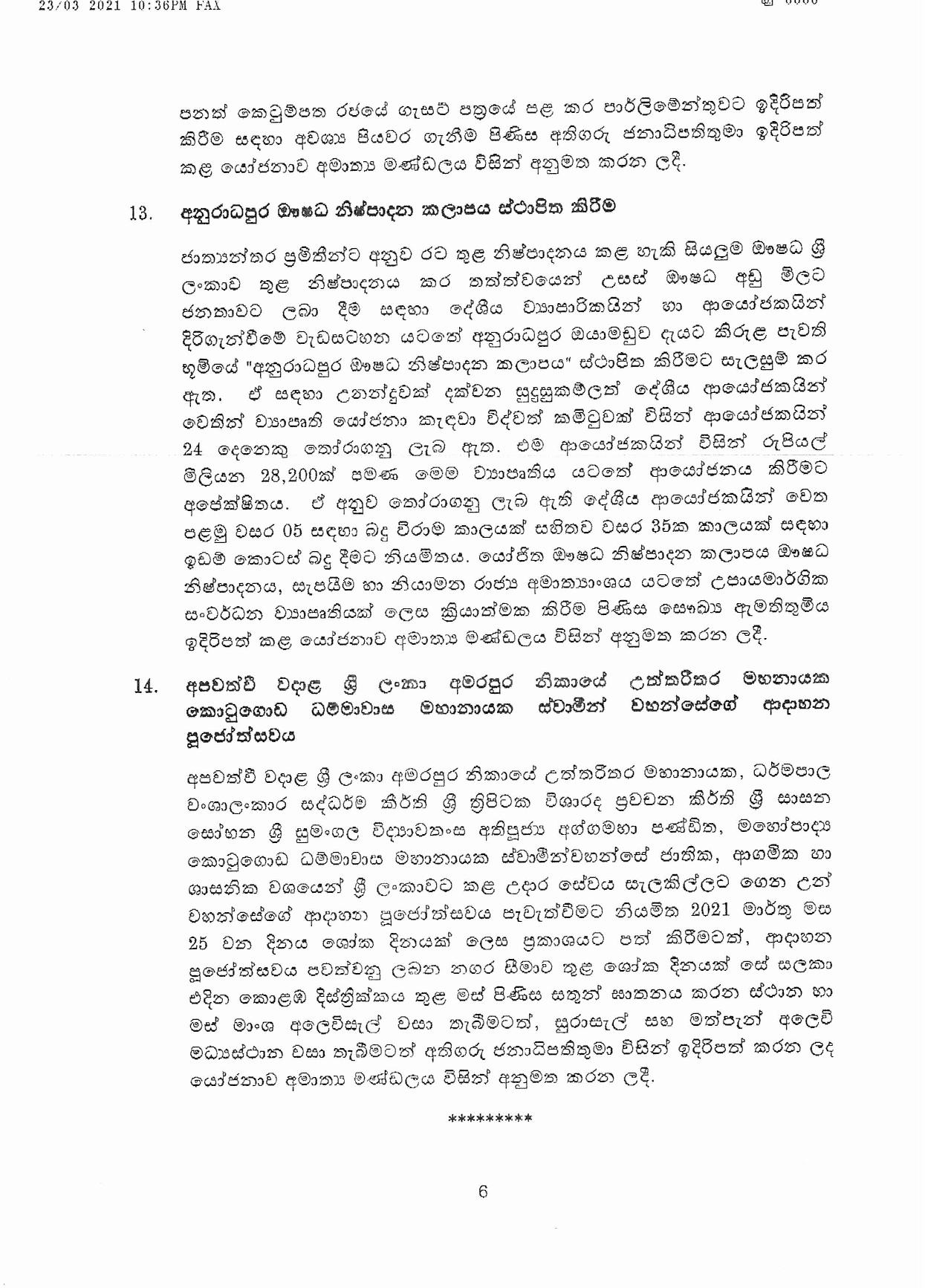 Cabinet Decision on 23.03.2021 page 006