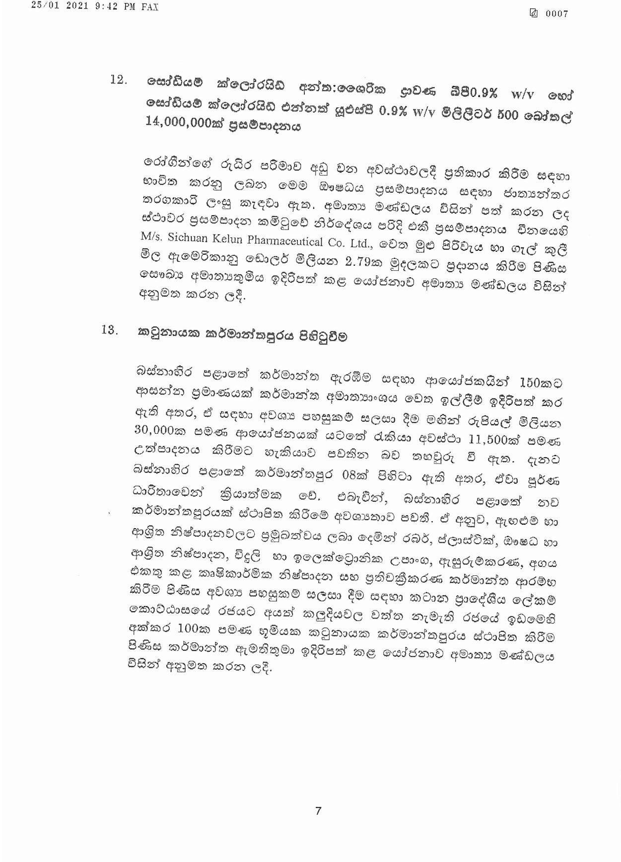 Cabinet Decision on 25.01.2021 page 007