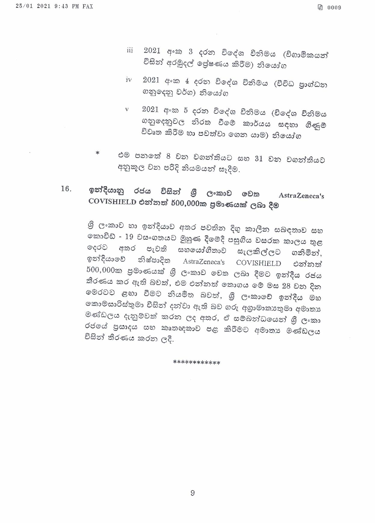 Cabinet Decision on 25.01.2021 page 009