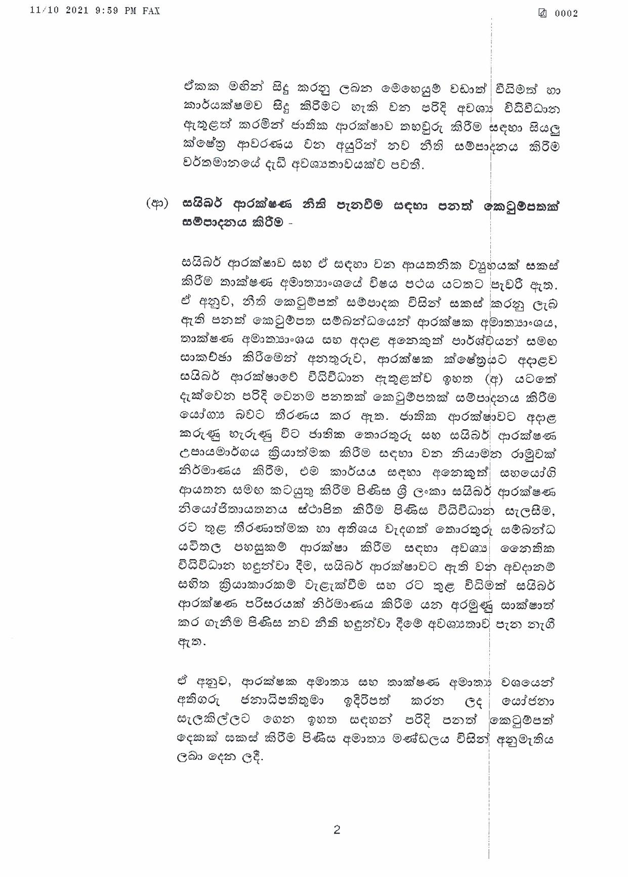 Cabinet Decisions on 11.10.2021 page 002