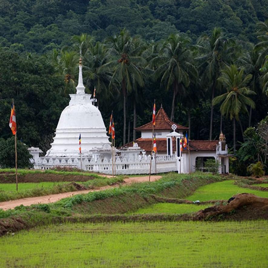 sri lanka buddhist temple - 800×600