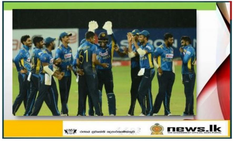 ICC T20 ලෝක කුසලාන තරඟාවලියට ශ්රී ලංකා සංචිතය නම් කෙරේ