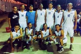 """Colombo Super League පැසිපන්දු තරගාවලියේ """"ඩී කොටසේ"""" අවසන් තරගයට ශ්රී ලංකා පොලිසිය සුදුසුකම් ලබයි"""